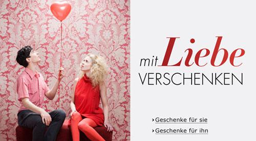 Post image for Valentinstags-Aktion: Täglich Parfümerie & Drogerie Angebote mit 20% Rabatt *letzter Tag*