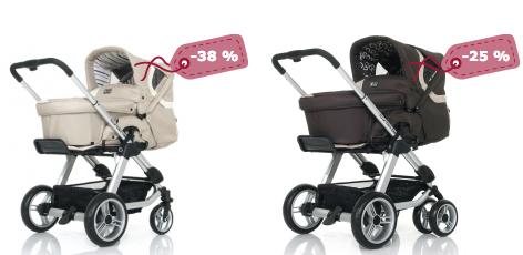 Post image for Baby-Markt Gutscheine: 15€ Rabatt auf Buggys / 50€ Rabatt auf Kinderwagen
