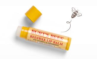 Burts Bees Lip Balm gratis