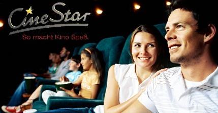 Gutscheine für das Cinestar