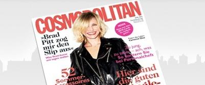 Günstiges Jahresabo der Cosmopolitan