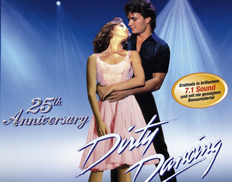 Post image for Dirty Dancing – 25 Jahre Edition (Blu-ray) für 9,99€