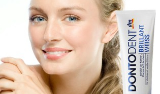 Dontodent Zahncreme Produkttest