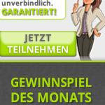 Thumbnail image for 100€ Gutscheine für Amazon, Zalando & Otto beim Gewinnspiel des Monats