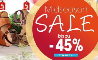 I'm walking Sale und Gutschein für Neukunden