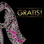 Thumbnail image for Gratis L'Oréal Fashiontuch Berlinale beim Kauf von Produkten ab 10€