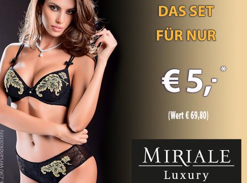 Post image for Miriale Kennenlern-Angebot: Luxus Unterwäsche-Set für nur 5 Euro