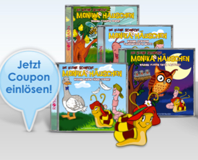 Post image for Kostenlose CD für Kinder bei Rossmann