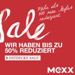 Post image for Sale bei MEXX + 30% Extra-Rabatt mit Gutschein