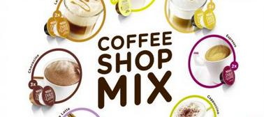 Nescafe Coffee Shop Mix