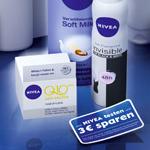 Thumbnail image for Nivea Gutschein: 3€ Rabatt beim Einkauf von 3 Produkten