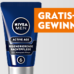 Post image for Gratisprobe Nivea Men Active Age (über Facebook)