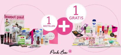 2. Pink Box geschenkt