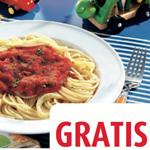 Thumbnail image for Spaghetti mit Tomatensoße für Kinder bis 14 Jahre gratis bei Porta