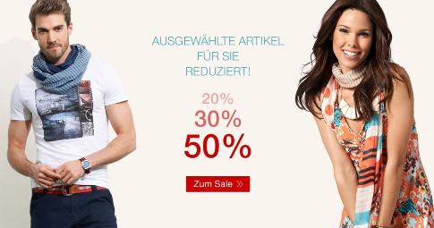 Tom Tailor Sale und Gutschein