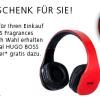Thumbnail image for Parfümerie Pieper: Gratis Hugo Boss Kopfhörer zur Bestellung & Boss Bottled Gewinnspiel