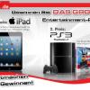 Thumbnail image for Bunte Gewinnspiel: iPad 4 und Sony PlayStation 3