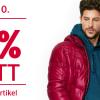 Thumbnail image for C&A: 40% Rabatt auf ausgewählte Artikel + keine Versandkosten
