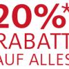 Thumbnail image for C&A: 20% Rabatt auf Alles – bis 09.06.2013