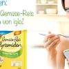Thumbnail image for 100 Produkttester für iglo Gemüse-Reis Pyramiden gesucht