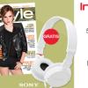 Thumbnail image for InStyle Miniabo: 5 Ausgaben + Sony MDR-ZX100 Kopfhörer für 19€