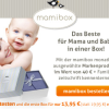 Thumbnail image for mamibox: 6€ Rabatt auf die 1. Box (statt 19,95€ nur 13,95€)
