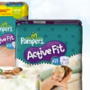 Thumbnail image for Riesenvorrat an Pampers Active Fit, Baby Dry oder New Baby Windeln ab 39,95€