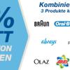 Thumbnail image for 3 Procter & Gamble Produkte kaufen & 20% Rabatt erhalten