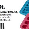 Thumbnail image for Ikea Coupons: Eiswürfelbehälter und Strohhalme für je 1 Cent