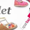 Thumbnail image for Spartoo.de: 20% Rabatt auf Schuhe im Sale und viele Gutscheincodes