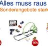 Thumbnail image for Amazon: Viele Spielzeug-Restposten mit hohen Rabatten