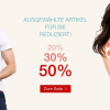 Thumbnail image for Tom Tailor: Sale mit bis zu 50% Rabatt + 10% Newsletter-Rabatt