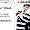 Thumbnail image for Zalando: 20% Rabatt auf Damen Tops & Herren Polos