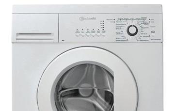 Bauknecht Frontlader 544 SD Waschmaschine