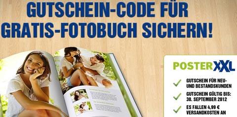 gratis Fotobuch DIN A4 über Facebook