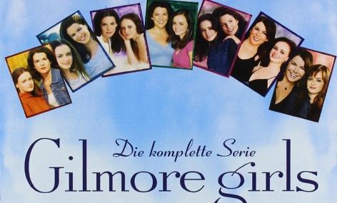 Gilmore Girls komplette Serie