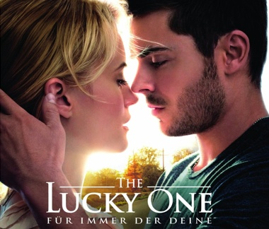 The Lucky One DVD Blu-ray