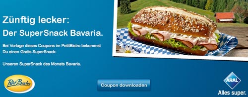 Bavaria SuperSnack gratis