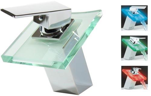 LED-Wasserhahn Magic im Angebot