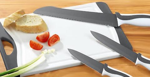 Maxx Cuisine Set Messer und Brett