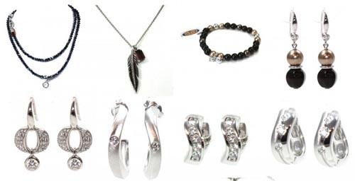Fossil Colliers Armbänder Ohrringe günstig