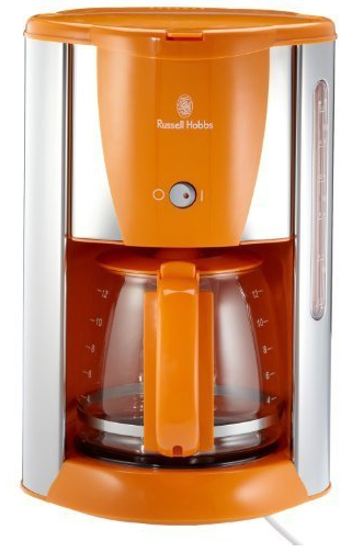 Russell Hobbs Hot Orange Maschine