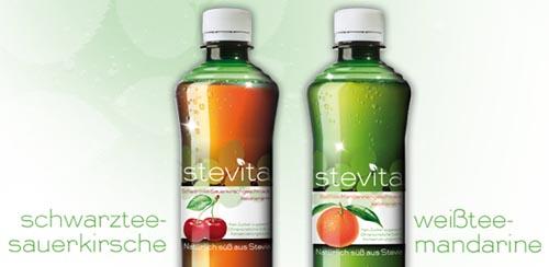 Stevita Flasche gratis