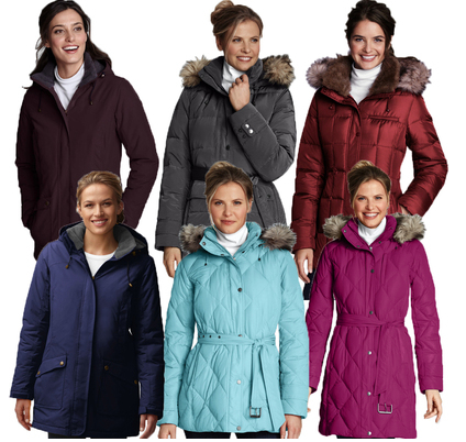 Jacken Mäntel Parkas von Lands End