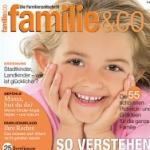 "Thumbnail image for Kostenloses Jahresabo der Zeitschrift ""familie & co"""