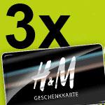 Thumbnail image for Gewinnspiel: 5 x 500€ Gutscheine für H&M zu gewinnen