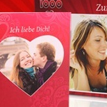Thumbnail image for Individuelles Fotopuzzle oder Herzpuzzle (bis zu 1.000 Teile) ab 12,99€