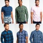 Thumbnail image for eBay WOW: Superdry Hemden für Herren für 24,95 Euro