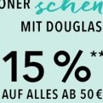 Douglas Rabatt Gutschein